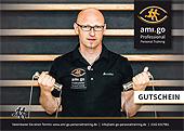 Erminio Iuliano Professional Personal Training in Stuttgart Gutschein